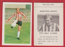 Sheffield United Tony Currie England